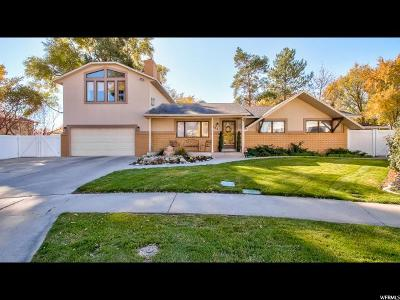 American Fork Single Family Home For Sale: 744 E 420 N