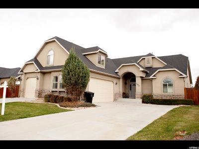 Spanish Fork Single Family Home For Sale: 1523 E 1510 S