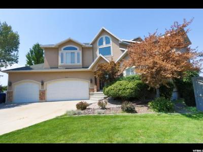 Cottonwood Heights Single Family Home For Sale: 7146 Treasure Ridge Cir