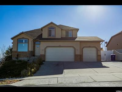 West Valley City Single Family Home For Sale: 6353 W Lassen View Ct
