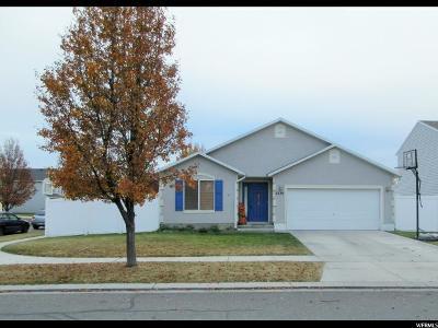 Saratoga Springs Single Family Home For Sale: 2238 E Lennox Ln