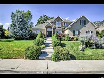 Pleasant Grove Single Family Home For Sale: 978 W 2310 N