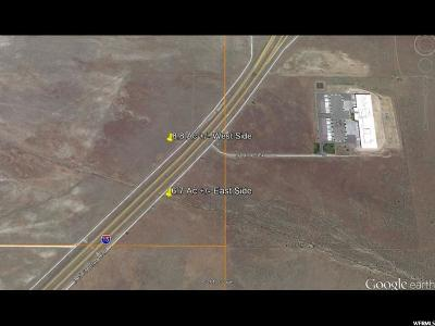 Commercial Lots & Land For Sale: 1400 S East I-15 Frontage Rd