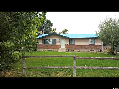 Cache County Single Family Home For Sale: 53 S 400 W