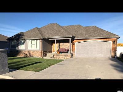 Springville Single Family Home For Sale: 2538 S Cimmaron Dr E
