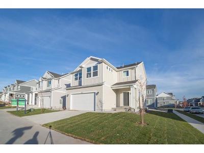 Eagle Mountain Single Family Home For Sale: 5133 E Sand Flats Way #1357