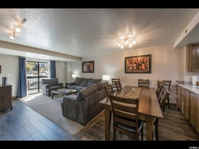 Park City Condo For Sale: 1445 Lowell #4308