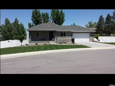 Payson Single Family Home For Sale: 448 W 750 S