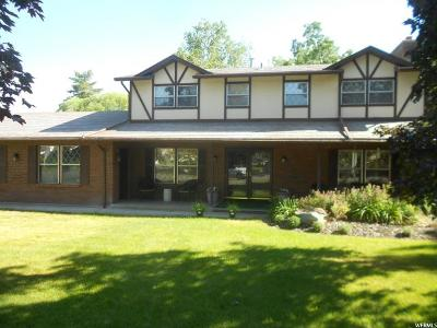 Brigham City Single Family Home For Sale: 410 N 300 E