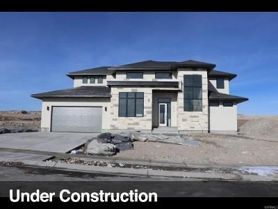 Eagle Mountain Single Family Home For Sale: 2819 E Lakeside Dr #111