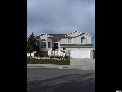 West Valley City Single Family Home For Sale: 3046 S 6070 W
