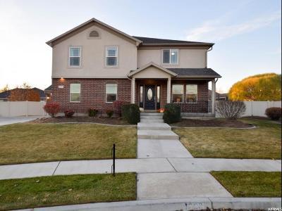 Lehi Single Family Home For Sale: 1223 N 1000 E