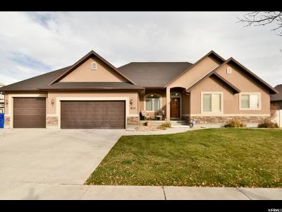 Saratoga Springs Single Family Home For Sale: 832 N Red Fox Ln