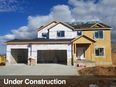 Mapleton Single Family Home For Sale: 71 E 530 N #LOT 8