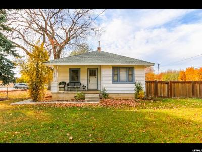 Lindon Single Family Home For Sale: 389 E Center St N