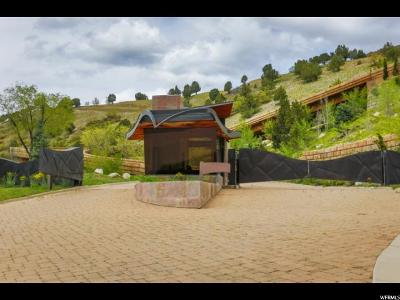 Cottonwood Heights Residential Lots & Land For Sale: 4102 Canyon Estate Dr