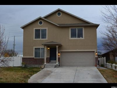 Spanish Fork Single Family Home For Sale: 2001 E 1000 S