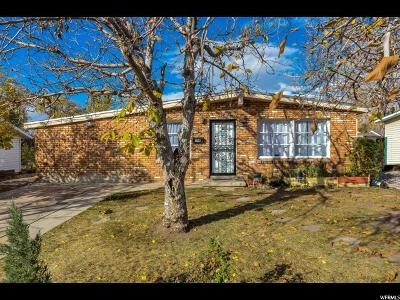 Orem Single Family Home For Sale: 954 W 630 N