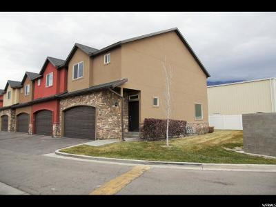 Pleasant Grove Townhouse For Sale: 275 S 740 W