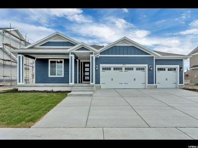 Stansbury Park Single Family Home For Sale: 235 W Box Creek Dr N