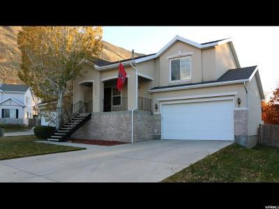 Draper Single Family Home For Sale: 14908 S Tooele Ln #84