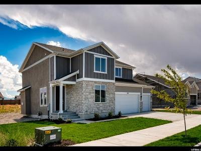 Stansbury Park Single Family Home For Sale: 247 W Box Creek Dr N #107