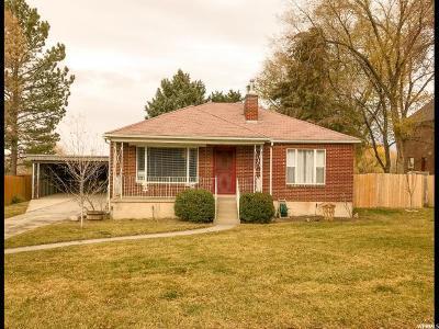 Draper Single Family Home For Sale: 825 E 13800 S