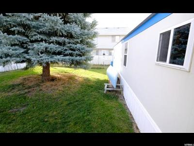 Logan Single Family Home For Sale: 350 W 800 S #26