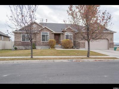 Lehi Single Family Home For Sale: 2057 W Colony Pointe Dr N