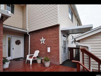 Sandy Townhouse For Sale: 8344 S 1050 E #3
