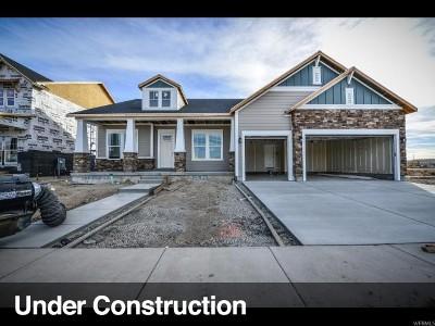 Lehi Single Family Home For Sale: 3187 W Cramden Dr S