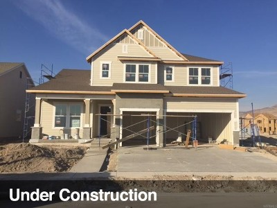 Lehi Single Family Home For Sale: 3302 W 2450 N