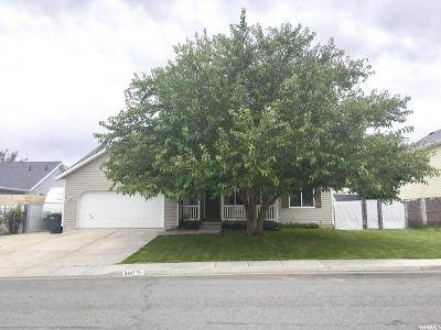 West Valley City Single Family Home For Sale: 3447 S Celebration Dr W