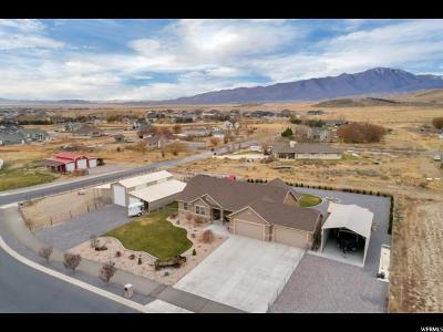 Eagle Mountain Single Family Home For Sale