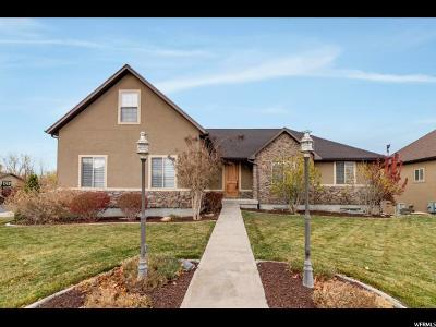Spanish Fork Single Family Home For Sale: 1092 W River Hill Dr S