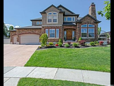 West Jordan Single Family Home For Sale: 6376 Fish Lake Dr W