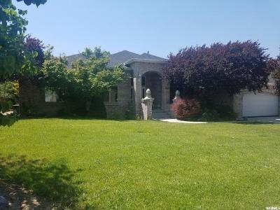 Mapleton Single Family Home For Sale: 110 E 1300 N