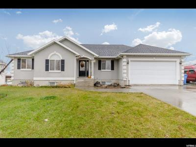 Nibley Single Family Home For Sale: 313 W 3575 S