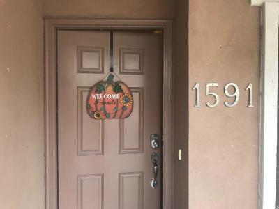 Pleasant Grove Condo For Sale: 1591 W 50 N