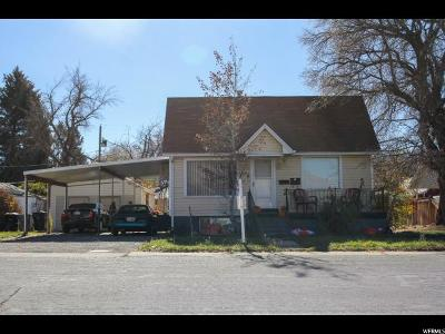 Springville Multi Family Home For Sale: 464 E 200 S