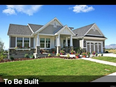 Elk Ridge Single Family Home Under Contract: 542 W Quaking Aspen St #90