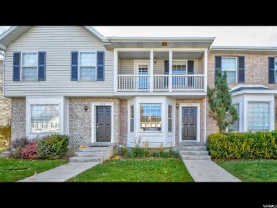 American Fork Townhouse For Sale: 372 N 580 W
