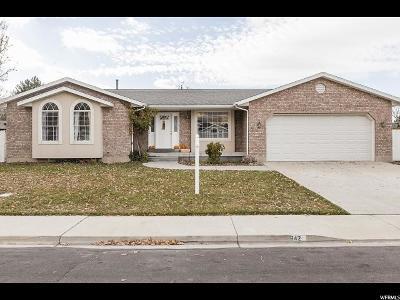 Orem Single Family Home For Sale: 842 E 1080 N
