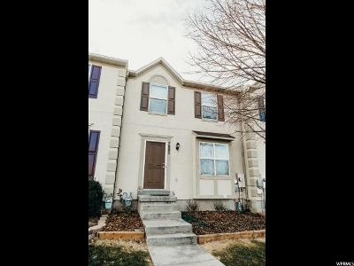 Eagle Mountain Townhouse For Sale: 7885 N Wycliffe Way E