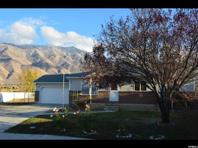Santaquin Single Family Home For Sale: 71 W 600 S