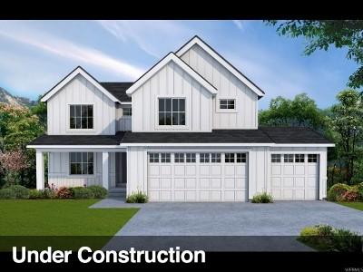 Saratoga Springs Single Family Home For Sale: 181 E Moon Dance Dr S #244