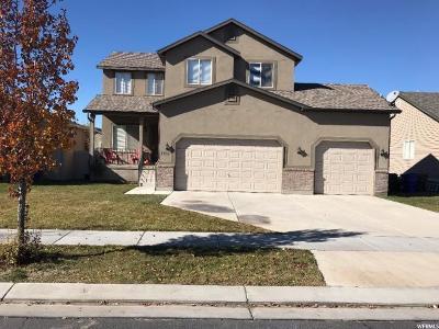 Eagle Mountain Single Family Home For Sale: 7755 N Riverwood Way E