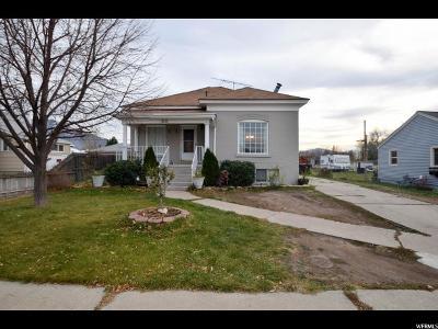 Springville Single Family Home For Sale: 88 E 800 S