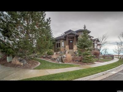 Lehi Single Family Home For Sale: 2681 W Eagle Nest Ln
