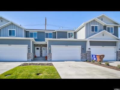 Eagle Mountain Townhouse For Sale: 7439 N Cottage Ln E